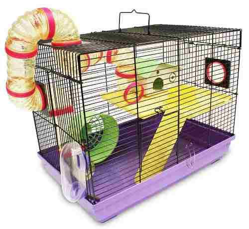 Jaula San Diego 2 Hamster Jerbo Grande