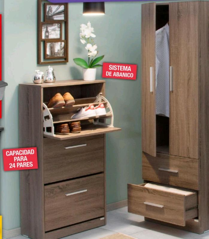 Zapatera, organizador de zapatos, closet, mueble para cuarto