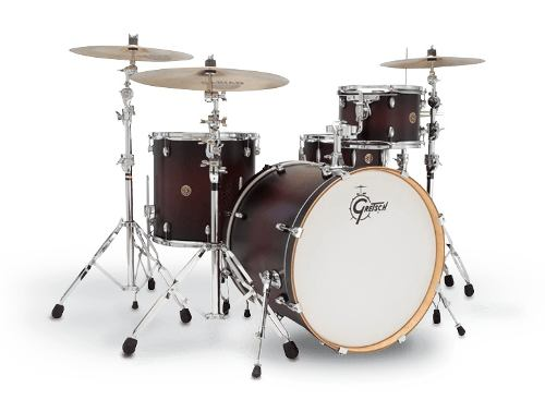 Bateria 4 Piezas 4 Colores Gretsch Catalin Maple 22 Cm1e824s