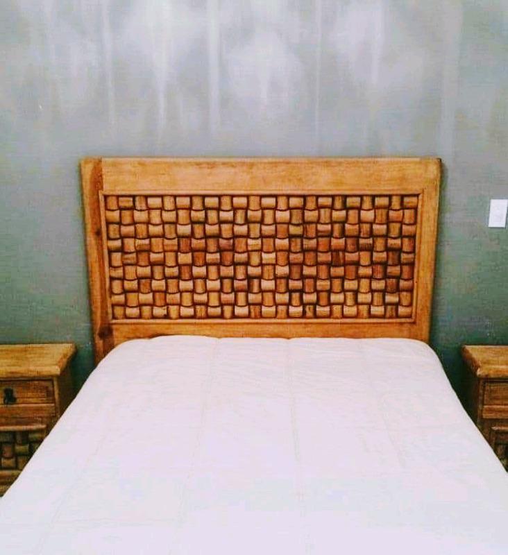 Cabecera nueva de madera posible cambio