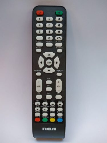 Control Remoto Pantalla Rca Smart Tv Rtv32z2sm Rtv32d11sm
