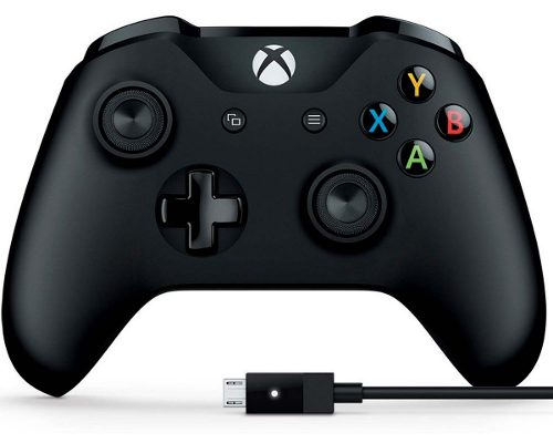 Control Xbox One Gamer Pc Microsoft Original Inalambrico 4n6