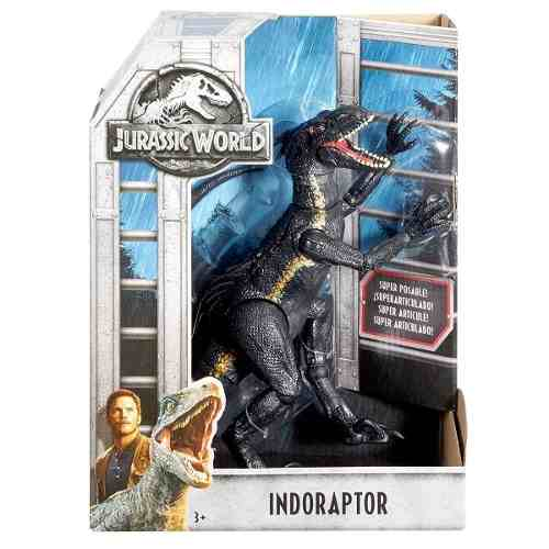 Jurassic World Indoraptor Dinosaurio