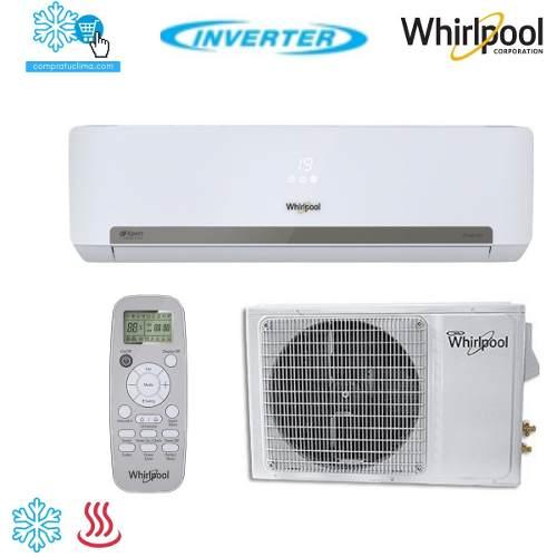 Minisplit Whirlpool Inverter 2 Ton 220v Frío/calor