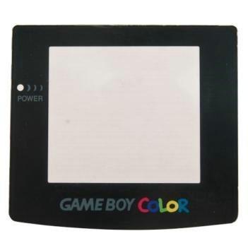 New Game Boy Color Rasguño Reemplazo Libre De La Lente De L