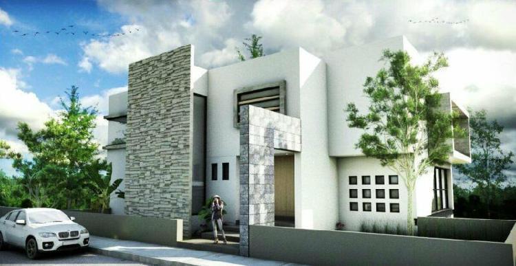 Preventa Residencia moderna en esquina en Venta Lomas de