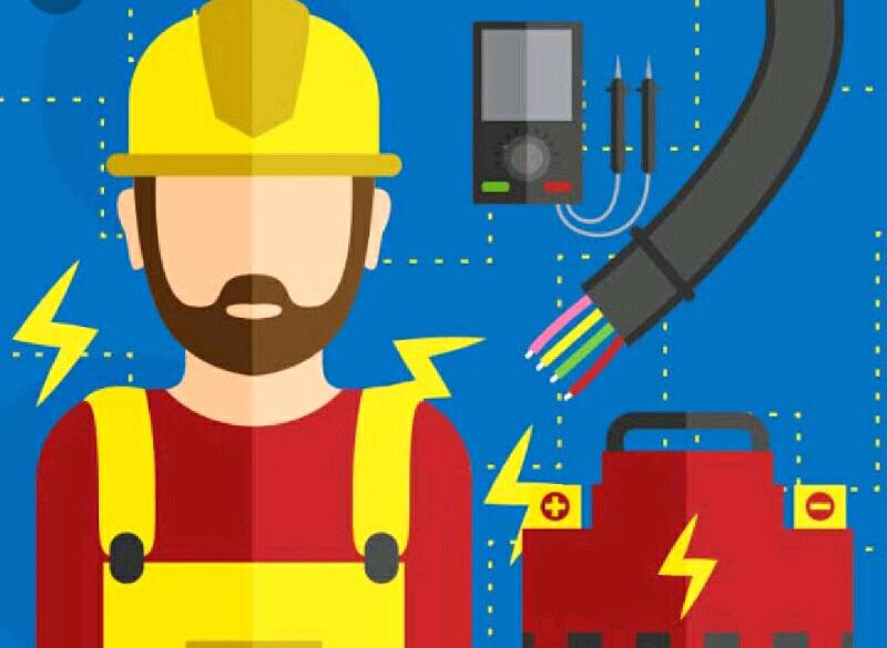 Reparación y instalación de luz 110y220 las 24 horas