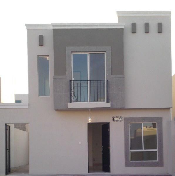 Bonita casa en venta en Fraccionamiento Santa Fe