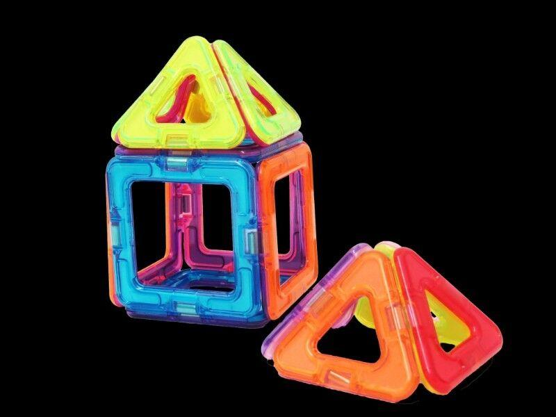 Cubos Imanes Mágicos Didácticos