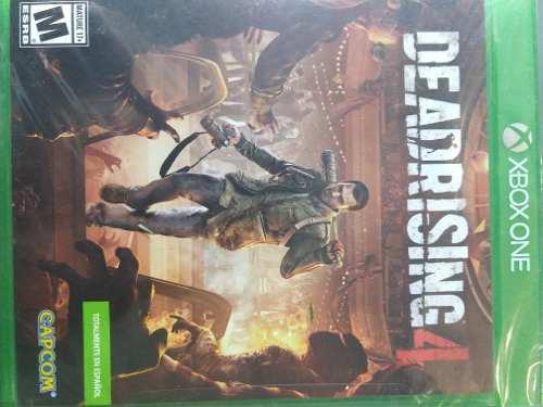 Deadrising 4 Juego Para Xbox One