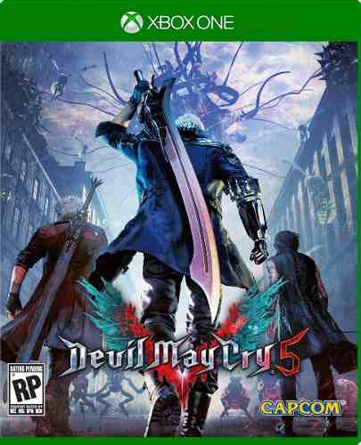 Devil May Cry 5 - Xbox One + Bonus