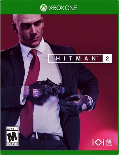 Hitman 2 Xbox One Nuevo (en D3 Gamers)