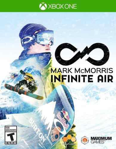 Juego Mark Mcmorris Infinite Air Xbox One Ibushak Gaming