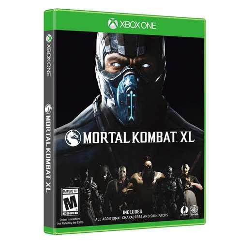 Juego Xbox One Mortal Kombat Xl Ibushak Gaming