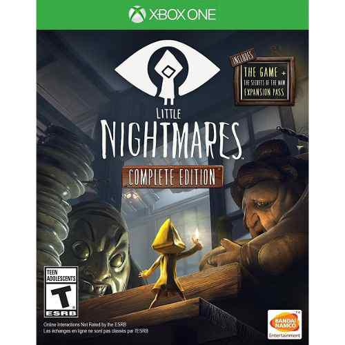 Little Nightmares Complete Edition Para Xbox One Offline