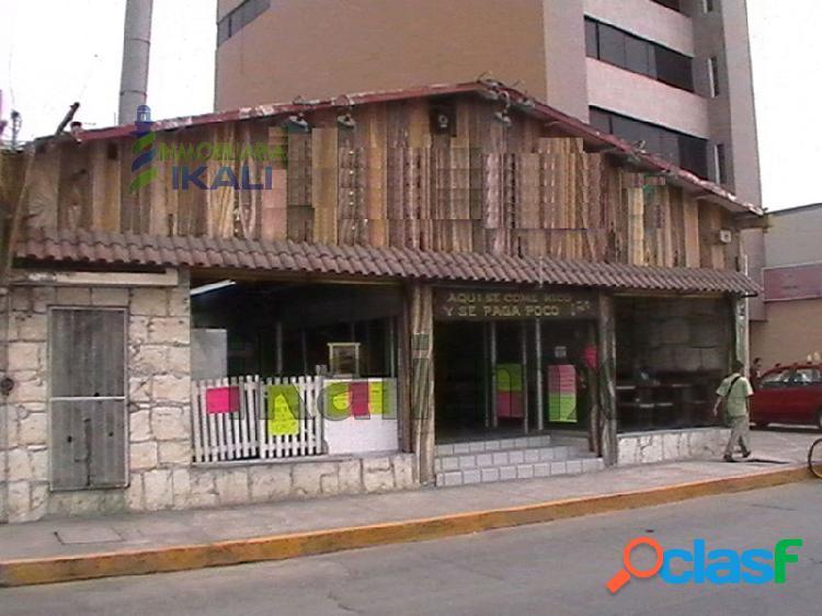 Renta local comercial 500 m² frente al rio Tuxpam Veracruz,