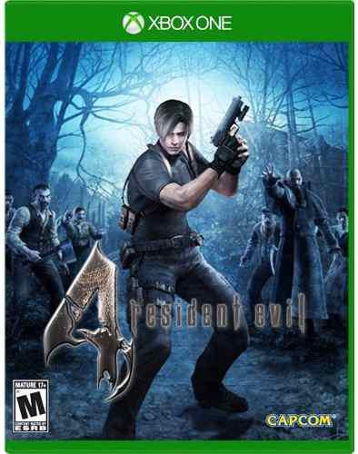 Resident Evil 4::... Para Xbox One En Start Games