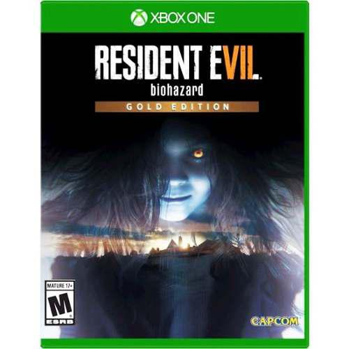 Resident Evil Vii Biohazard Gold Edition Para Xbox One