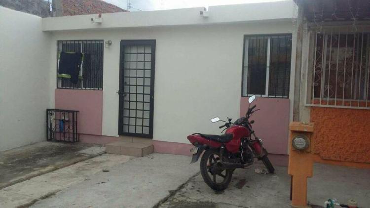 Se vende casa de 1 planta en Inf. Jabalies en Mazatlán