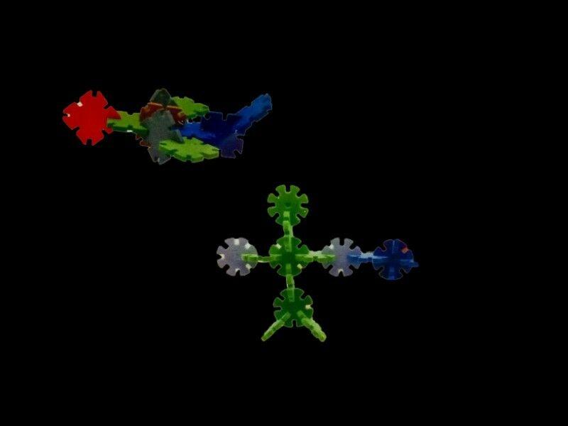 Set de Fomi para armar figuras