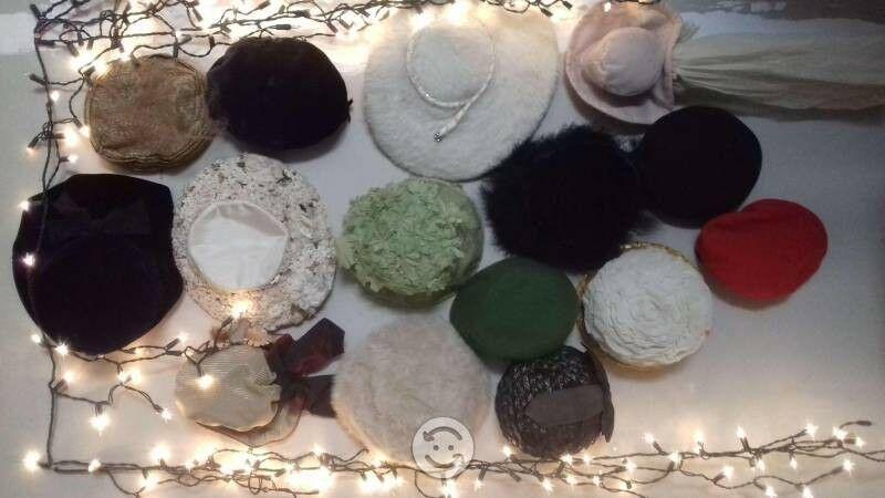 Sombreros coloniales