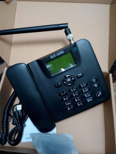 Telefono Celular Fijo Rural Liberado Nuevo