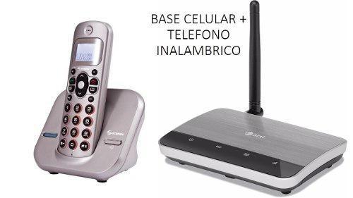 Telefono Rural 3g + Telefono Inalambrico