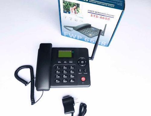 Teléfono Celular Fijo 3g Para Antena Yagi