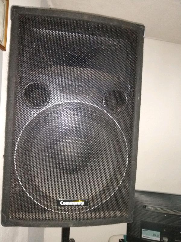 Venta de equipo de Audio de uso