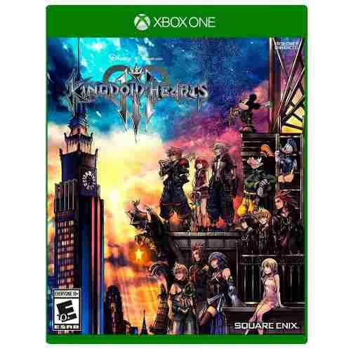 Videojuego Kingdom Hearts 3 Standard Aventura Xbox One