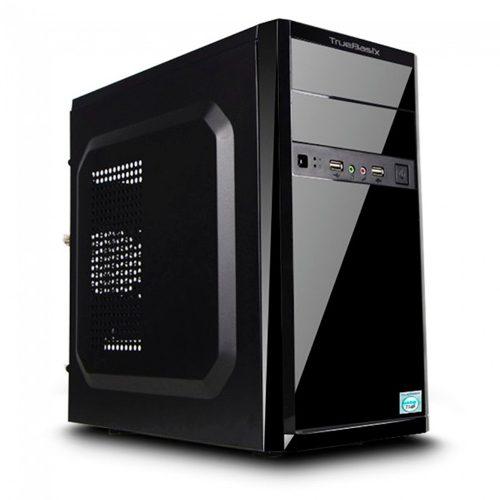 Gabinete Atx Mini Itx Con Fuente De Poder 480w Pc True Basix