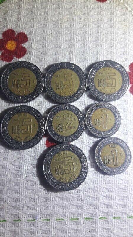 Monedas - Anuncio publicado por Mike