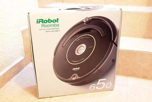 Aspiradora Irobot Roomba 650
