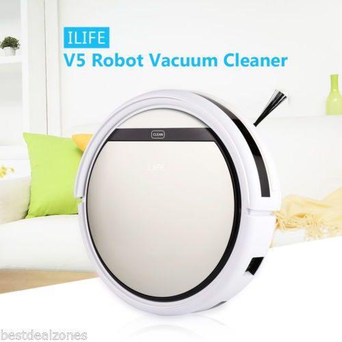Aspiradora Robot Ilife V5