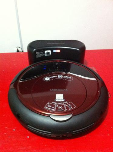 Aspiradora Robot Moneual Rydis H68 Pro Aspira Y Trapea Usada