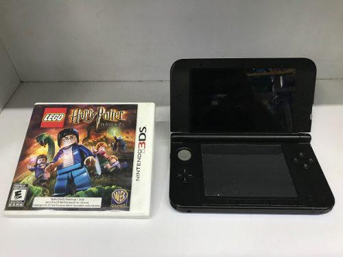 Consola Nintendo 3 Ds Xl Azul + Juego Lego Harry Potter