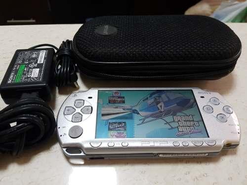 Consola Psp Slim   50 Juegos   Memoria 32 Gb   Envio Gratis