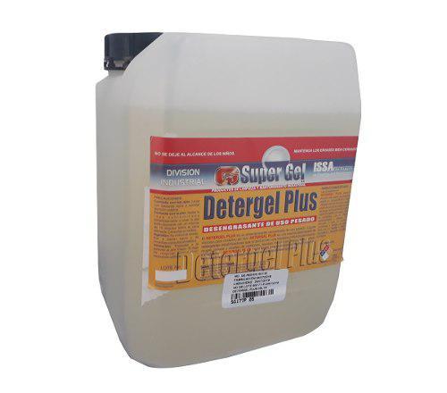 Detergente Industrial - Detergel Plus