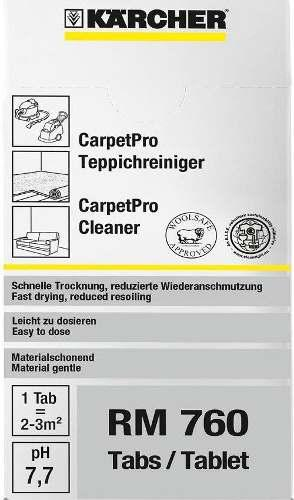 Detergente Karcher Puzzi Rm 760 1kg Envasado Tienda Oficial