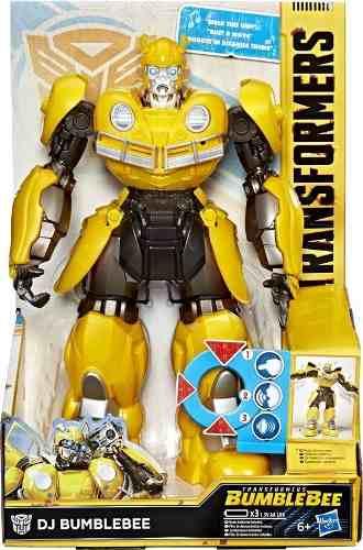 Dj Bumblebee De Transformers Nuevo Graba Baila Y Canta Nuevo