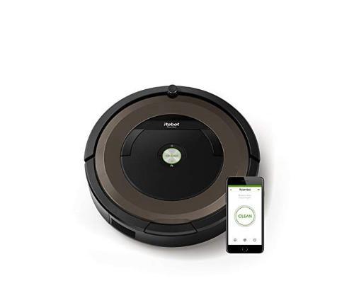 Irobot Roomba 890 Aspiradora Robotica Conexión Wi-fi Alexa