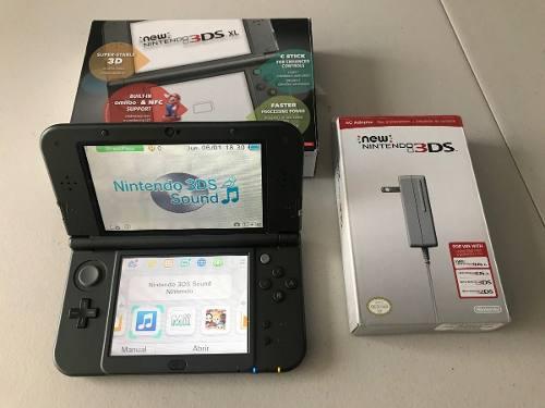 New Nintendo 3ds Con Juegos Y Envío Gratis:)