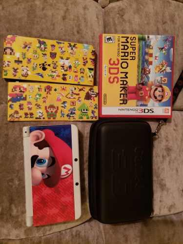 New Nintendo 3ds Edición Mario 3d Land
