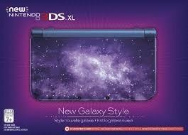 New Nintendo 3ds Xl Galaxy Style + Cargador::.. Bsg