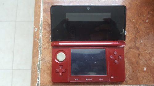 Nintendo 3ds Con Juegos En La Memoria.