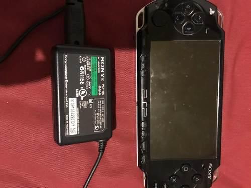 Psp Slim Con Chip Virtual Memoria 32gb Juegos Emuladores