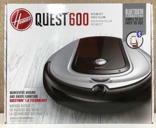 Robot Aspiradora Con Bluetooth (Marca Quest600)