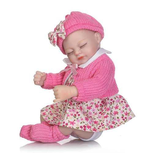 10 En Reborn Baby Rebirth Doll Kids Gift Todos Gel De Sl