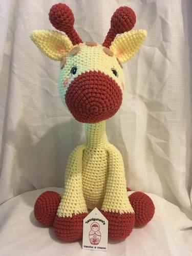 Amigurumi Jirafa Crochet