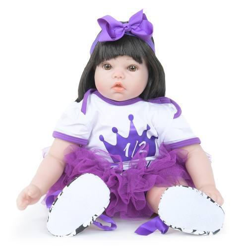 Bebé Reborn Muñeca Hermosa Simulación De Muñecas